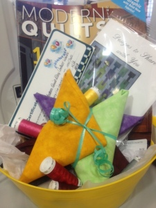 Enter our contest to win this wonderful basket!