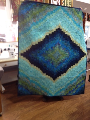 Joan Demmon's Bargello Creation