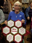 Lillian Dalton's Christmas Hoop Machine Embroidery
