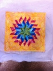 Beautiful quilt By Lorie Darrell