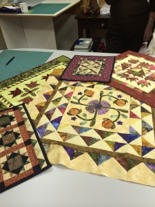 Barb Iddon's Samples from the Simple Whatnos Club